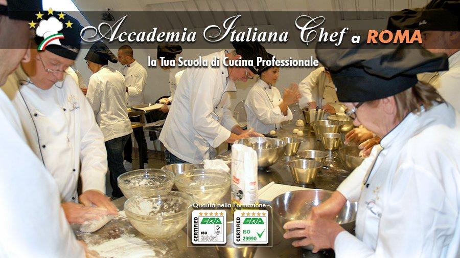 Le scuole di cucina accademia italiana chef roma - Accademia di cucina ...