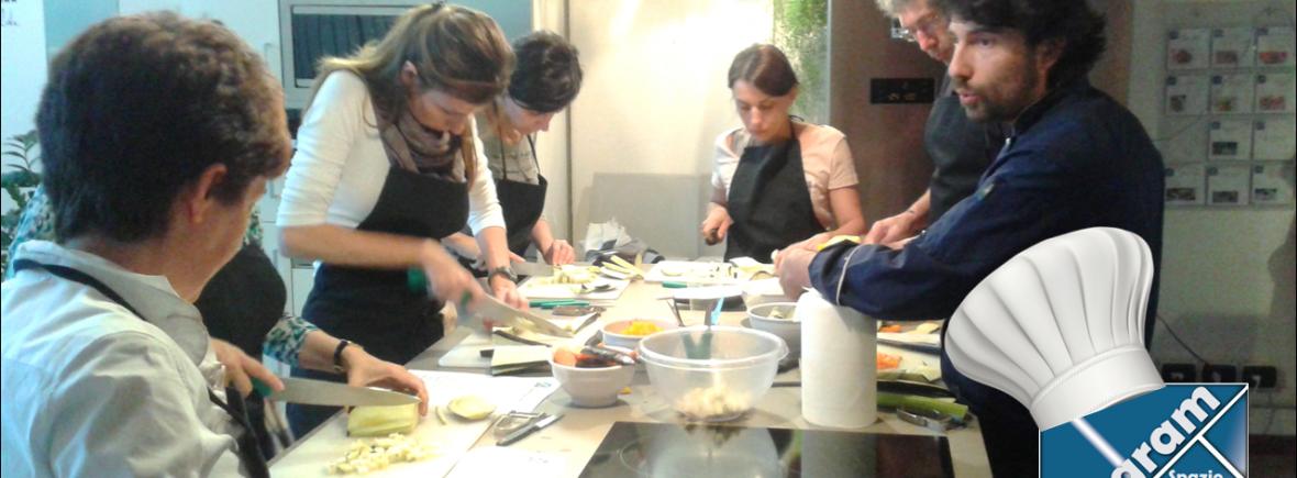 Le scuole di cucina tangram spazio eventi - Corsi cucina regione piemonte ...