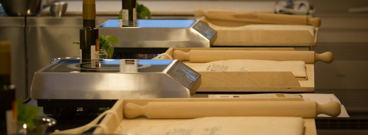 Le scuole di cucina scuola di cucina ulisse - Scuola di cucina a bari ...
