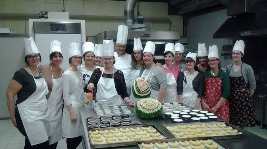 Le scuole di cucina progetto performare - Corsi cucina piacenza ...