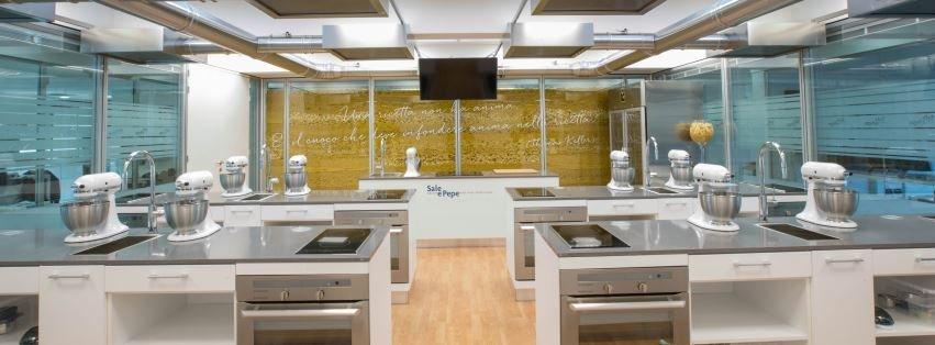 LE SCUOLE DI CUCINA - Sale e Pepe - Scuola di Cucina