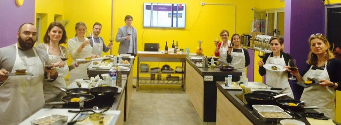 Le Scuole Di Cucina Ti Va Di Cucinare