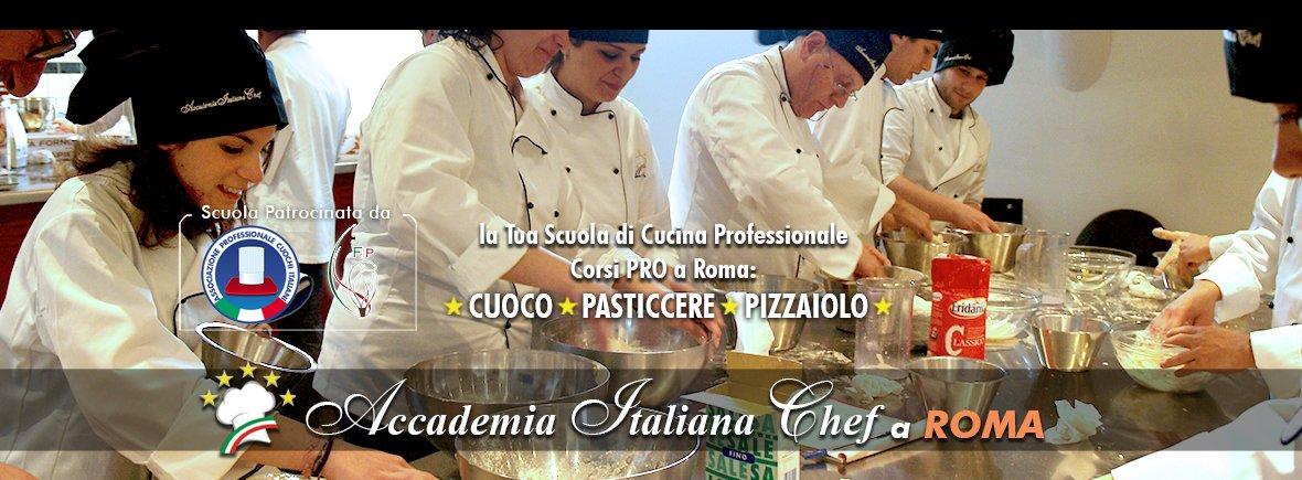 Le scuole di cucina accademia italiana chef roma for Scuole di cucina in italia